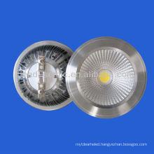 down light led qr111 COB 10w 12V/ 220V