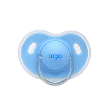 Cute Infant Funny Personalized Silicone Teething Orthodontic Best Dummy Soother Newborn Custom Baby Pacifier