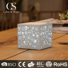Lámpara LED recargable de lectura de escritorio cuadrado de promoción moderna