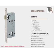84*45 High Quality Door Lock Body for Home Usage