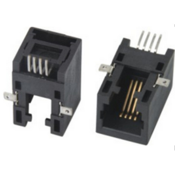 RJ45 SIDE ENTRY SMT JACK 4P