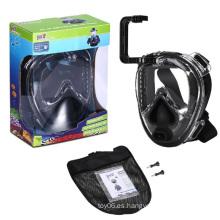 Gafas de natación Easy Breathe anti-vaho simple