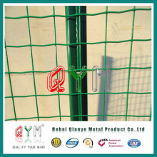 PVC Coated Euro Wire Mesh Fence/ Holland Fence