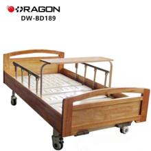 DW-BD189 New Design Anti-rust Nursing hospital bed manual