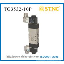 Válvula de solenoide de 3 posiciones 5 puertos (TG3532 - 10 C. E. P)