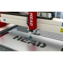 Автоматическая машина для гидроабразивной резки листового железа для отраслей промышленности