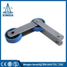 Piezas de repuesto del rodillo del paso de la cadena de la escalera