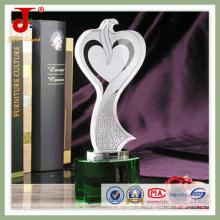 Troféu De Cristal De Corte Único De Mão (JD-CT-413)