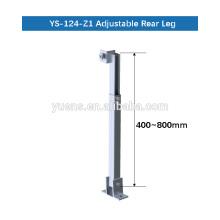 Sistema de soporte ajustable para montaje en panel solar de aluminio