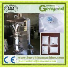 Maquinaria de enchimento líquida do saco pequeno da capacidade 500ml