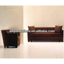 Hotel furniture lobby reception sofa XY0981