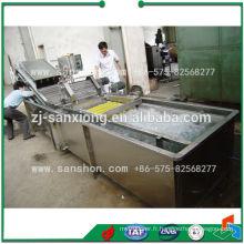 Machine à laver industrielle à légumes