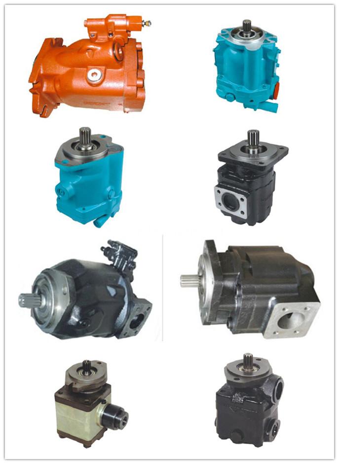 Terex pump