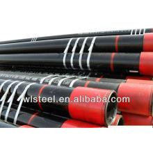 api 5l X42 sierra proveedores de tubería de aceite de acero