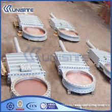 Personalizada válvula de compuerta de alta presión con los precios (USC10-015)