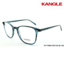acetate optical frames stripe eyeglass frame china eyewear