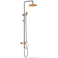 Badezimmer Duscharmaturen mit Doppelfunktion