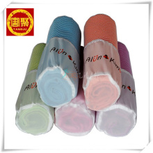 Ginásio exercício super cool soft tie -tinta microfibra camurça personalizado ginásio toalha