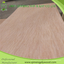 Two Time Hot Press 4.5mm Commercial Plywood with Poplar Core