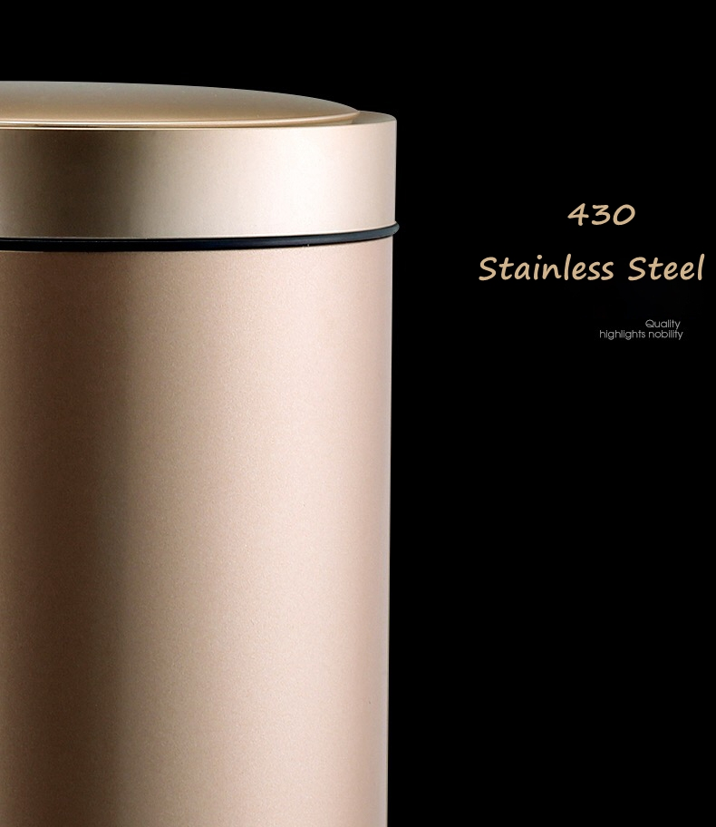 Strong Steel Garbage Bin