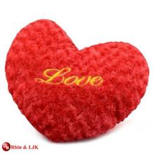 Benutzerdefinierte Werbe-schöne Plüsch Herz Kissen