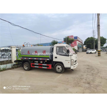 FAW Cheap water cannon tank truck