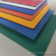 3mm 4mm PVDF Coating Fire Resistant Fireproof Outdoor Decoration Wall Cladding ACP Acm Alumimium Composite Panel