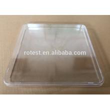 stérilisez une boîte de Pétri / plaque de culture carrée de 250mm * 250mm