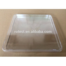 sterilize 250mm*250mm square petri dish / culture plate