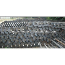 Sistemas de anclaje de tuberías