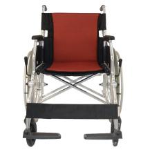 Leichtes Aluminium-Legierung Behinderter Rollstuhl