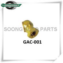 Mandril pneumático / mandril pneumático com grampo / barbatana de mangueira