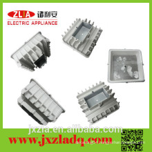 High precision led street light heatsink, square aluminum heatsink