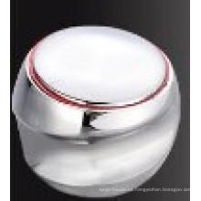 Manija de la palanca del grifo en plástico ABS con acabado en cromo (JY-3057)