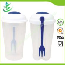 BPA Free Salad Shaker, Контейнер для фруктов и салатов