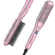 Plancha de pelo y rizador 2 en 1