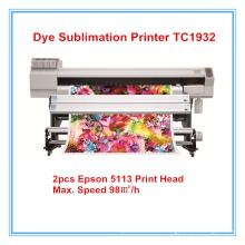 Sublimation Textile Printing Machine Tc1932