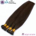 Keratin Fusion Brazilian Hair Straight Pre Bonded 32 Inch Micro Ring Hair Extensions