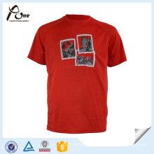 OEM Sublimation Man Custom Soccer T-Shirt