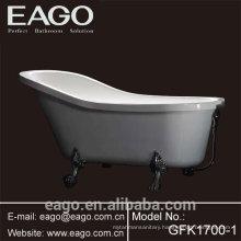 Acrylic Claw Foot Free Standing Bath Tubs (GFK1700-1)