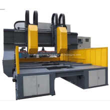 High Speed Steel Bridge Fabricators Drilling Machine