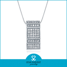 Best Seller Fashion Teen 925 Necklace (SH-P0010)