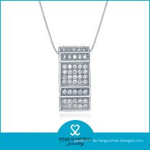 Bester Verkäufer-Art und Weise jugendlich 925 Halskette (SH-P0010)
