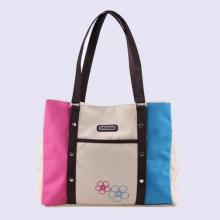 Bolsa de pañales de bebé de moda simple y práctica