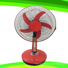 5 Blade 16 Inches 24V DC Stand Table Fan Rechargeable Fan (SB-T5-DC16C)
