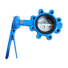 Manual Operated Full Lug Butterfly Valve