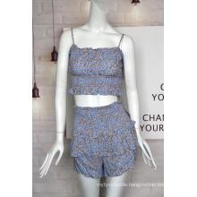 Print Suit In Nylon Fabric