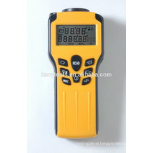 4 In 1 Multi function for distance measurement and metal and AC live wire and stud detector