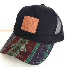 Poinçons contrastés lavés Reliure Embroidery Sport Baseball Cap