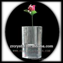 Vaso de cristal agradável L014
